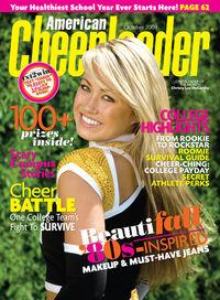 American Cheerleader - October 2009