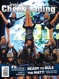 Inside Cheerleading - October 2012