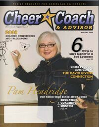 Cheer Coach & Advisor Magazine - November-December 2008