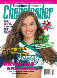American Cheerleader - February 2012
