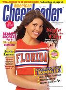 American Cheerleader - August 2010