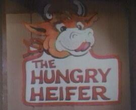 Hungry Heifer