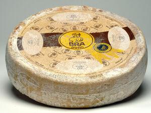 Bra duro cheese
