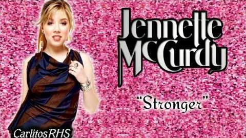 "Jennette McCurdy - ""Stronger"" (HD)"