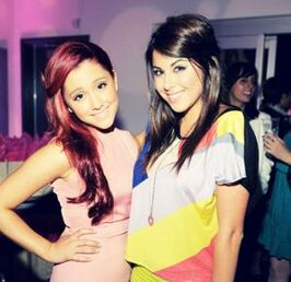 Th 027604754 ariana grande daniella monet mirandas birthday party 1 122 383lo