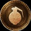 100px-64px-Uncharted 3 trophy 30 Kills Mk-NDI