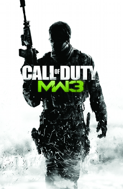 MW3 box art
