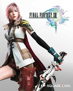 Final Fantasy XIII EU box art