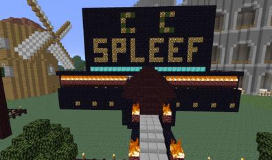 CC Spleef Arena
