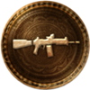 100px-64px-Uncharted 3 trophy 30 Kills G-MAL