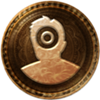 100px-64px-Uncharted 3 trophy 20 Headshots