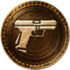 100px-64px-Uncharted 3 trophy 30 Kills Mag 5