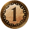 100px-64px-Uncharted 3 trophy First Treasure