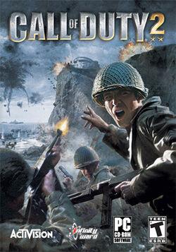 Call of Duty 2 Box