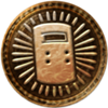 100px-64px-Uncharted 3 trophy Riot Rocker
