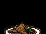 Foie de Veau à la Lyonnaise