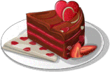 Dish-Chocolate Strawberry Delight
