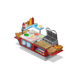Appliance-Sandwich Bar
