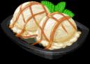 Dish-Buttermilk Ice Cream