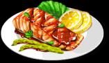 Dish-Honey Salmon