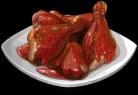 Dish-Barbecue Chicken