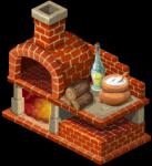 Appliance-Brick Oven