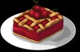 Dish-Cherry Berry Pie