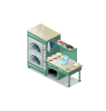 Appliance-Cake Oven