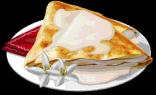 Dish-Yogurt Crepes