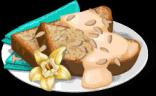 Dish-Almond Bundt Cake