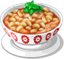 Dish-Baked Beans