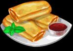 Dish-Pork Egg Rolls