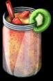 Dish-Kiwi-Strawberry Smoothie