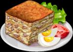 Dish-Sausage Casserole