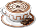 Dish-Caffe Mocha