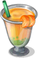 Dish-Carrot-Apple Smoothie