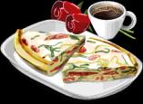 Dish-White Frittata