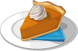 Dish-Pumpkin Pie