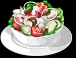 Dish-Greek Salad$1