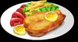 Dish-Chicken Escalopes