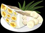 Dish-Banana Cake