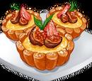 Fig Strawberry Tart