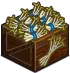 Harvestable-Bean Sprout Crate 1