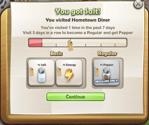 You Got Salt!