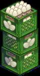 Harvestable-Egg Crate 3