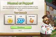 Pleased as Pepper!