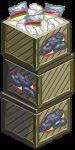 Harvestable-Black Bean Crate 3