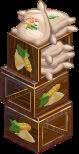 Harvestable-Cornmeal Crate 3