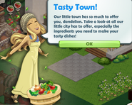 Tasty Town!