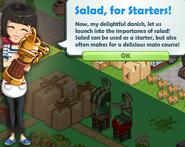 Salad, for Starters!